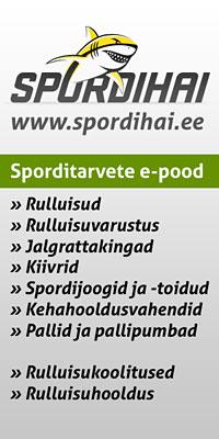 Spordihai.ee sporditarvete e-pood